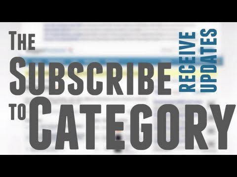BiggerPockets Forums Subscribe to Category Tutorial