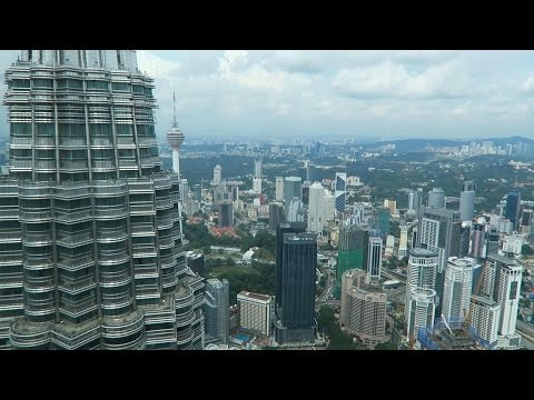 Petronas Twin Towers observation deck and Skybridge Tour - Kuala Lumpur