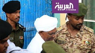 معلومات تكشفها العربية لأول مرة عن ساعات البشير الأخيرة في الحكم..