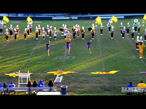 8 PAWE Band Classic 2017 - E.E Smith H.S Marching Band