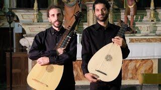 """Video A. Falconieri, Il spiritillo - """"La Superba"""" lute duo (Pansolin/Mocini) download MP3, 3GP, MP4, WEBM, AVI, FLV Juni 2018"""