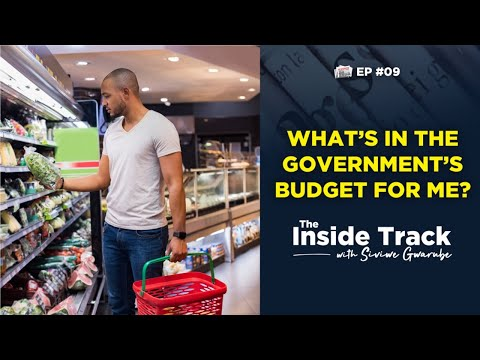 What's in the government's budget for me?
