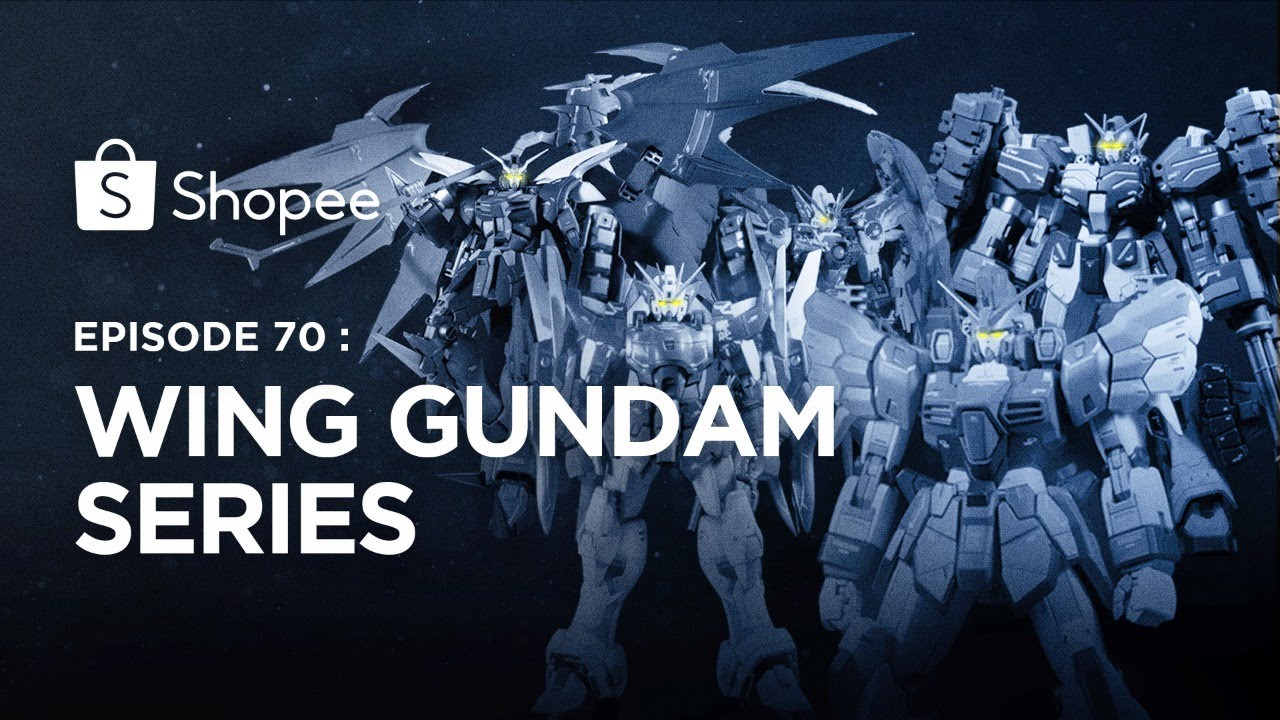 OPERATION METEOR P-BANDAI! Spesial untuk penggemar Gundam Wing Series! (Eps 70) I Shopee Hobbies