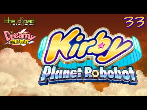 """""""The Family Jewels"""" - PART 33 - Kirby: Planet Robobot 