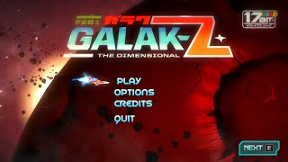 Galak-Z: The Void