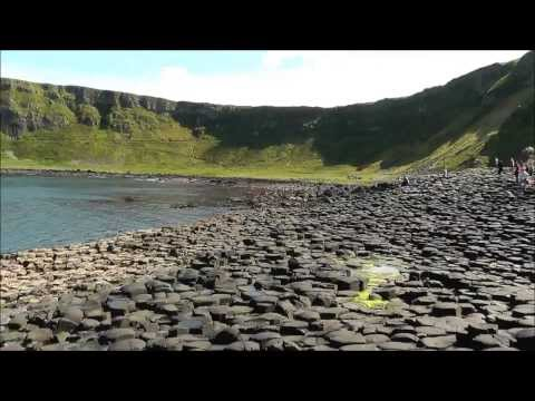 Belfast to the Giant's Causeway by train