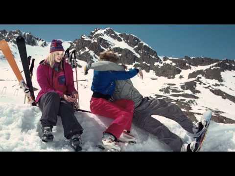 Chalet Girl - Film Clip