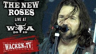 The New Roses - Thirsty - Live at Wacken Open Air 2019
