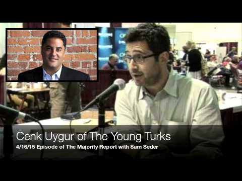 Cenk Uygur of The Young Turks on TPP, GOP, and the Future of Media