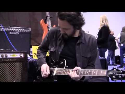 Marc Ford (Black Crowes) Plays DAllenPickups Double Standard's