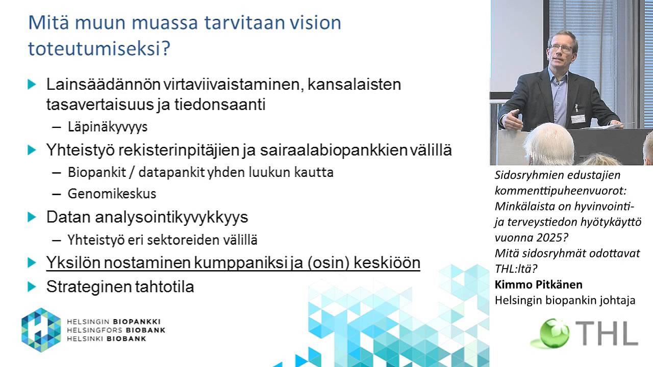 Helsingin Biopankki - Uutiset