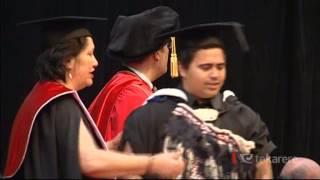 Over 1,300 students graduate from Te Whare Wānanga o Awanuiārangi