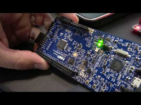 NXP HomeKit SDK on Kinetis K64F ARM Cortex-M4 development board