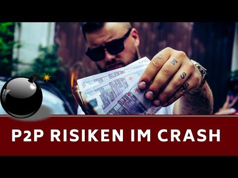 P2P Risiken im Crash - Mintos, Bondora