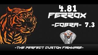 FERROX 4.81 COBRA V 7.3  Y  MULTIMAN 4.80