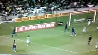 Betis Siviglia-Barcellona 2-2 Highlights Goal Sintesi 13-05-2012