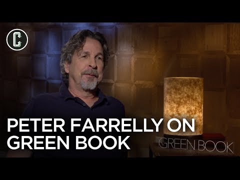 Green Book: Peter Farrelly Interview