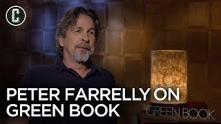 Green Book: Peter Farrelly Interview