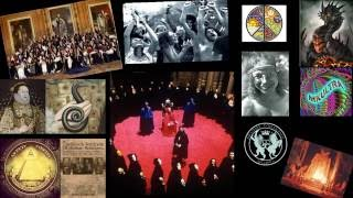 Black Nobility, Manufactured Counterculture of 60's and 70's and the NWO