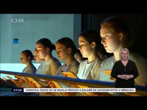 Národní divadlo Brno: Láska na dálku - reportáž České televize