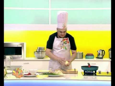 [Ẩm Thực] Bún Gạo Xào Kiểu Thái - Vui Sống Mỗi Ngày