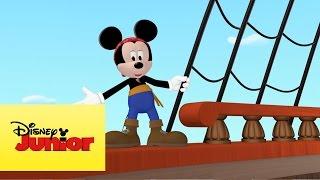 A Casa do Mickey Mouse: Capitão Mickey