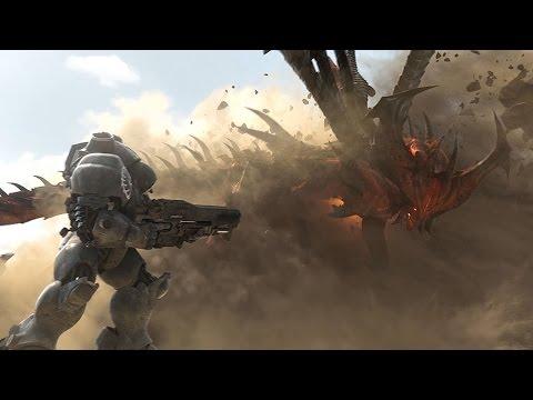 видео: heroes of the storm -- вступительный ролик