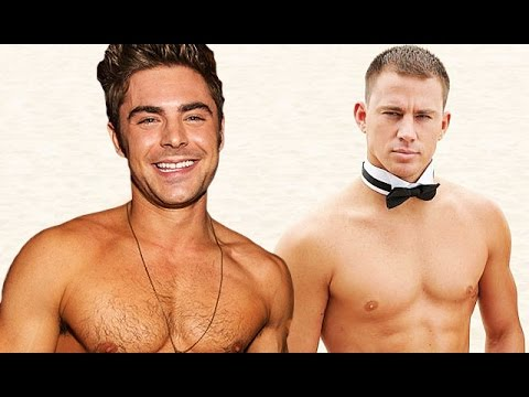 Channing Tatum Admits He is Attracted To Men; You