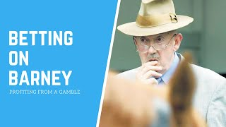 Betfair Trading a gambling yard - £260 'Barney Curley' horseracing trade