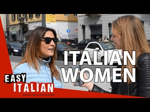 Meet italian girls