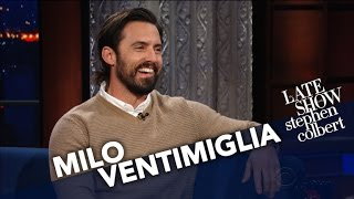 Milo Ventimiglia Can't Stop Making People Cry