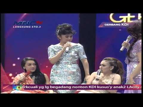 Trio Cecepu Bongkar Rahasia Di Kursi Panas - Gerbang KDI 2015 (10/4)
