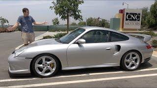 Вот почему Porsche 996 GT2 - это мой любимый 911
