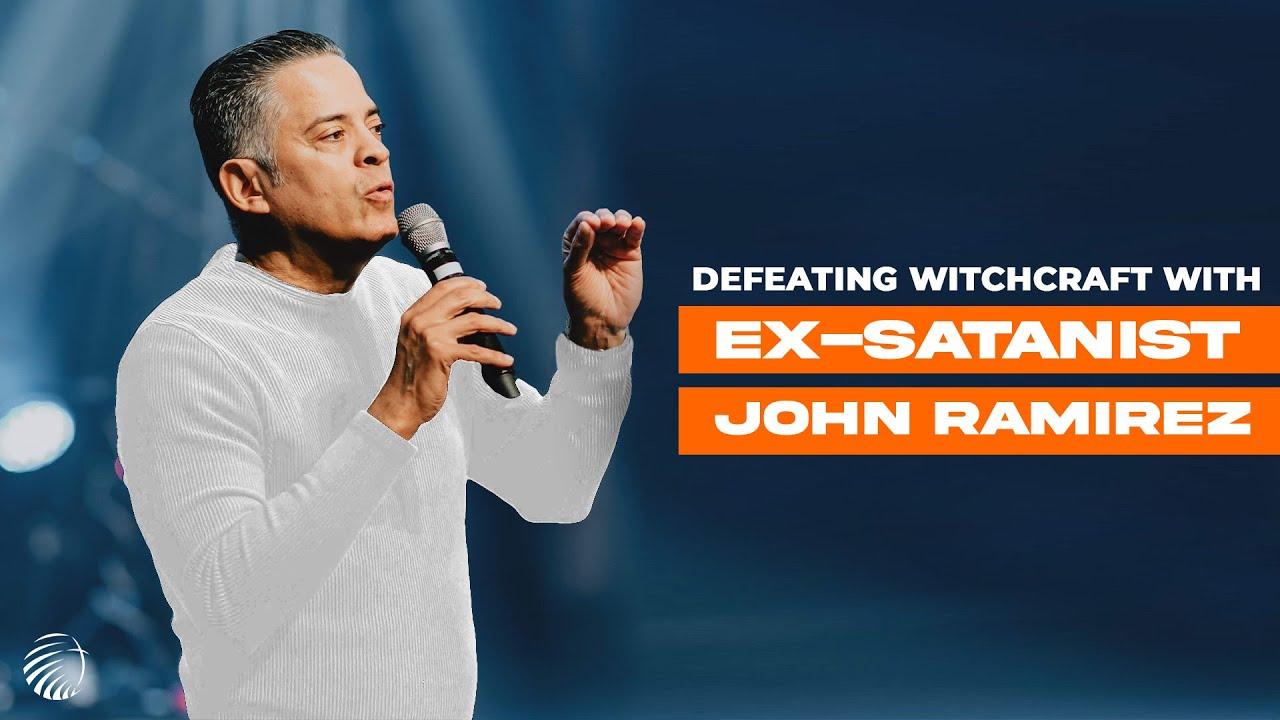 Download Defeating Witchcraft   With guest Speaker Ex-Satanist John Ramirez