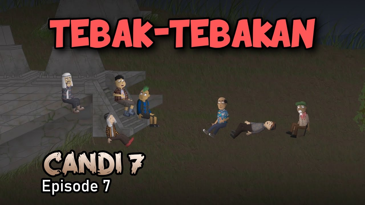 Download Candi 7 - Episode 7 - Tebak-tebakan - Animasi Horor Lucu - WargaNet Life