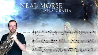 Theme from Neal Morse's Sola Gratia || French Horn & Piano Cover