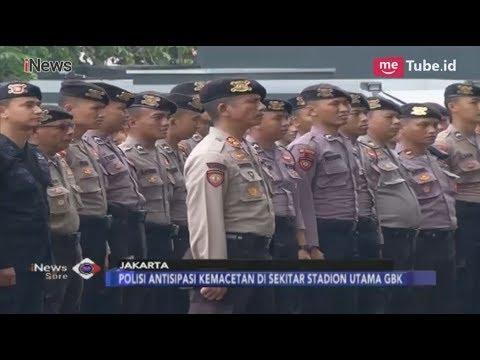 Pertandingan Persija Vs Mitra Kukar Berlangsung, Polisi Berjaga di GBK - iNews Sore 09/12 Mp3