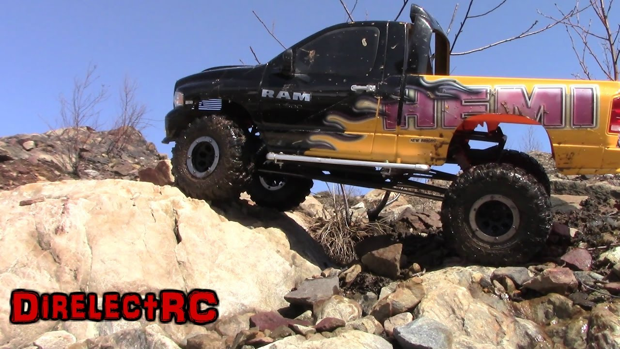 1 6 Scale Rc New Bright Dodge Body Axial Wraith Based