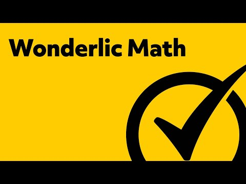 """wonderlic math 3 simple wonderlic test prep hacks you need to 'turbo-boost' your score  right now"""" if want to gain the best career opportunities, you can not."""