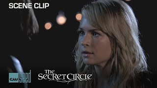 The Secret Circle | Cassie To The Rescue | CW Seed