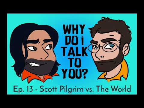 Ep.  13 - Scott Pilgrim vs. The World