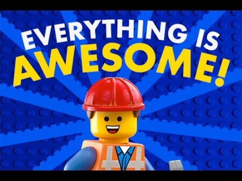 The Lego Movie- E' MERAVIGLIOSO [ITA] +CLIP
