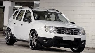 renault duster with rim 20