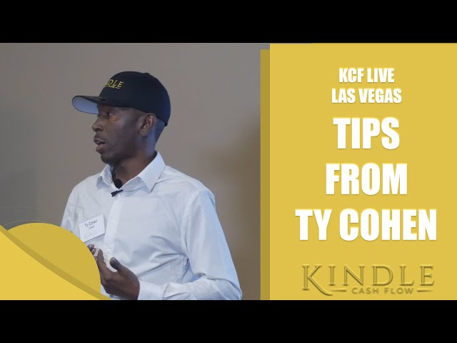 Major KCF Tips With Ty Cohen