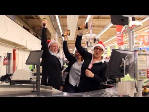 clip Auchan Noel