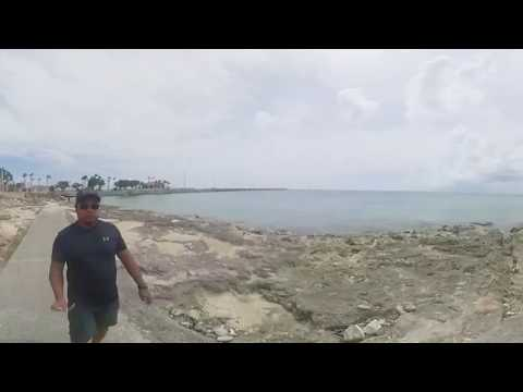 Frederiksted, USVI a year after hurricane maria 360 video