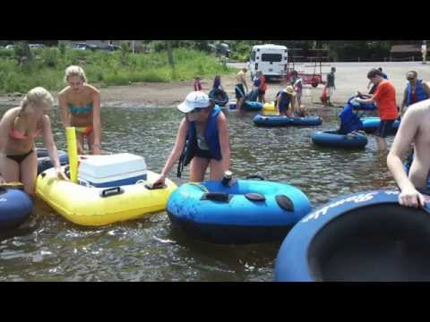 WI River Outings Tube Rentals in Sauk City, WI