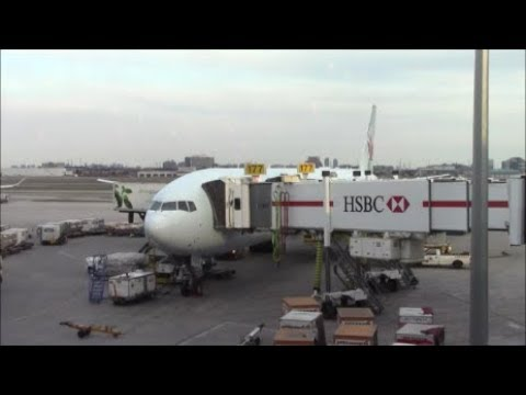 TRIP REPORT: Air Canada Boeing 777-333(ER) Toronto Pearson To London Heathrow | Economy