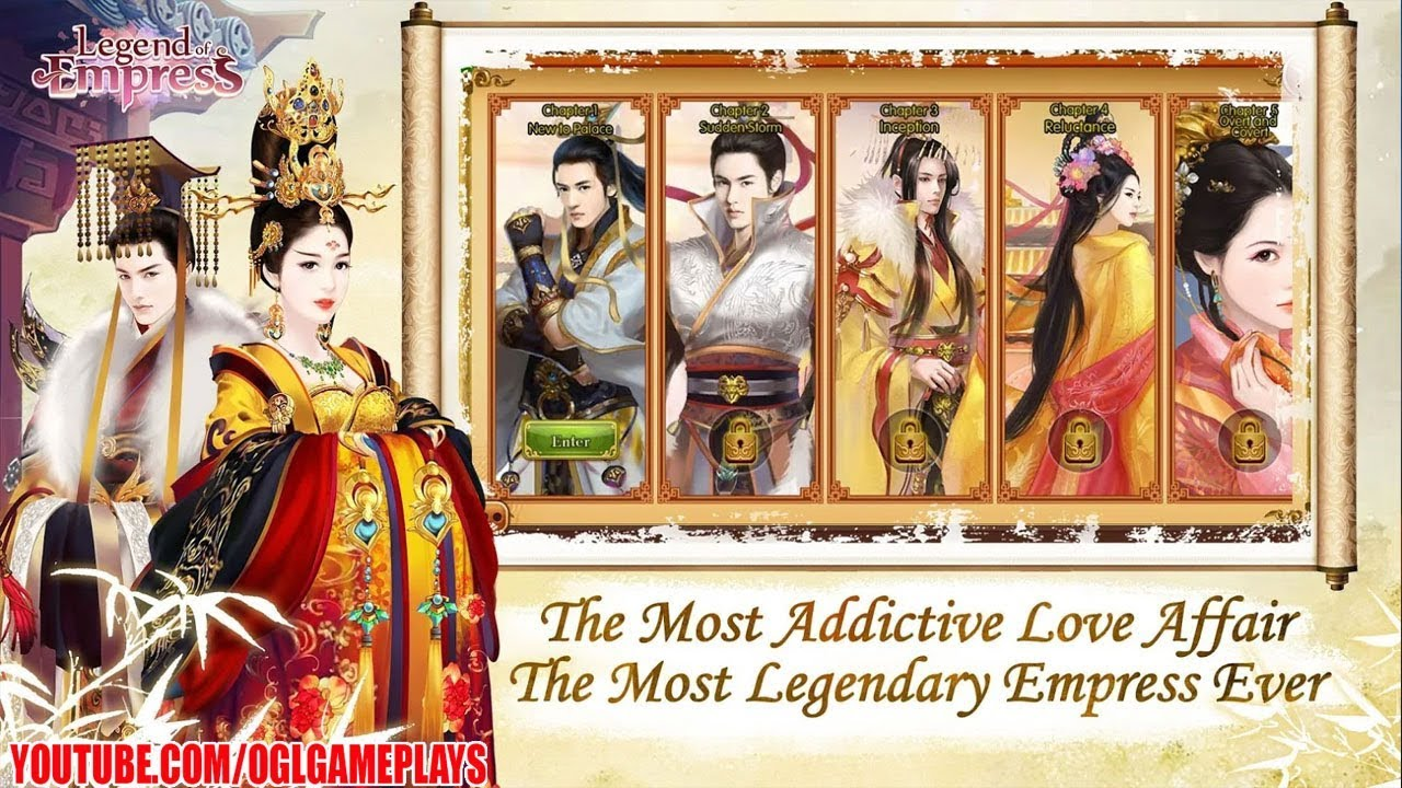 download empresses in the palace