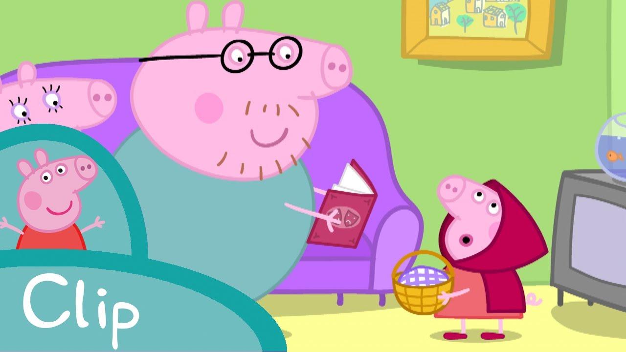 Peppa pig fran ais r p ter la pi ce de th tre youtube - Pepapig francais ...